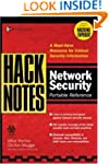 HackNotes Network Security Portable R...