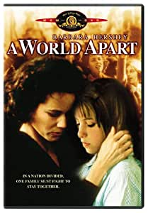 Filming `A World Apart'. Family drama intertwined with anti-apartheid fight