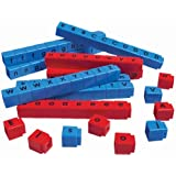 Unifix Letter Cubes: Consonant-Vowel-Consonant Set