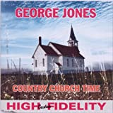 echange, troc George Jones - Country Church Time