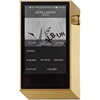 Astell&Kern AK240 Limited Edition 256GB Dual Digital-to-Analog Converter and Audio Player in Gold, 3AK2409CCMG0N1