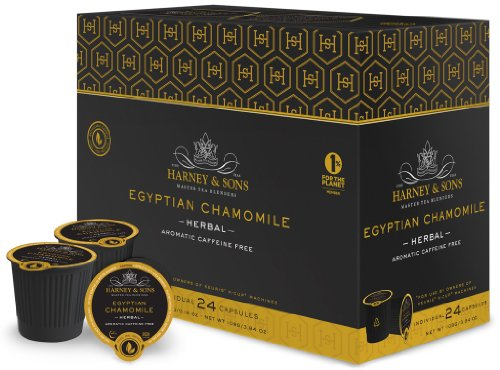 Harney And Sons Egyptian Chamomile Capsules (24 Capsules)