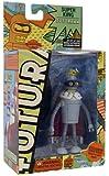 Futurama Series 5 Super King Bender Action Figure