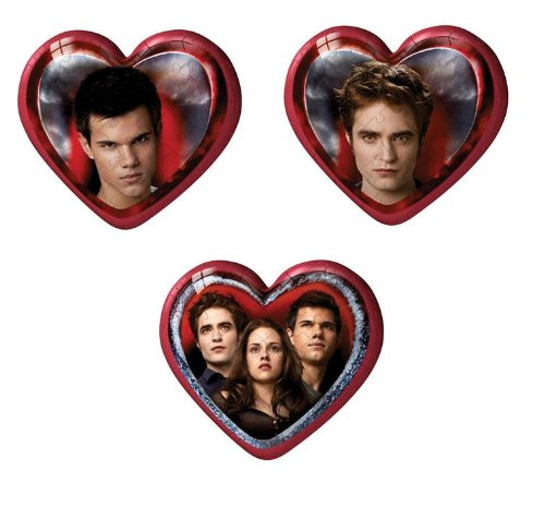 Twilight Saga: Eclipse Treasure Heart, 60 pc Jacob