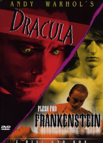 Andy Warhols Dracula/Andy Warhols Flesh for Frankenstein [2 DVDs]