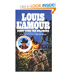 Night Over the Solomons: Stories Louis L'Amour