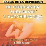 Salga de la Depresion [Up From Depression] [Spanish Edition] | Barrie Konicov