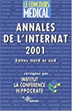 Annales int.2001 nord-sud