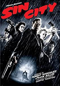 NEW Sin City (DVD)