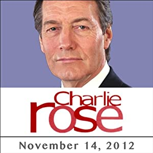 Charlie Rose: Julianna Goldman, Martha Raddatz, Suraj Sharma, Irrfan Khan, and Ang Lee, November 14, 2012 | [Charlie Rose]