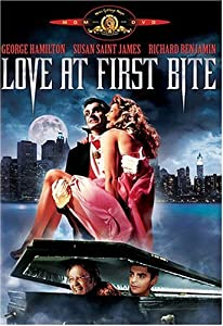 Cover of &quot;Love at First Bite&quot;