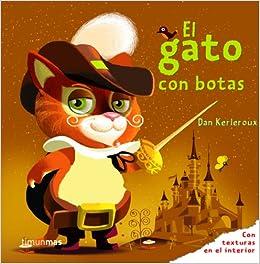 El gato con botas: LEO # KERLEROUX, DAN # TIMMERS: 9788408078791