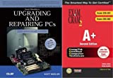 A+ Exam Cram 2 & Upgrading & Repairing PCs, 15th Edition Bundle (0789731355) by Jones, James G.
