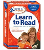 Hooked on Phonics Learn to Read Pre-K Complete