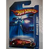 #2006-145 Hammered Coupe Burnt Red Collectible Collector Car Mattel Hot Wheels