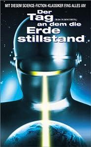 Der Tag, an dem die Erde still stand [VHS]