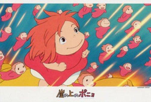 【考察】『崖の上のポニョ』のモチーフとなった童話・人魚姫との違い