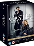 Castle - Season 1-4 [DVD]