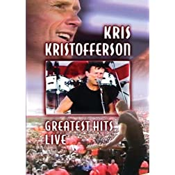 Kris Kristofferson Greatest Hits Live