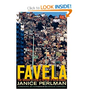 Download book Favela: Four Decades of Living on the Edge in Rio de Janeiro