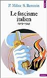 Le Fascisme italien, 1919-1945 par Berstein