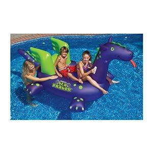 Buy Swimline Giant Sea Dragon Inflatable Pool Toy by Swimline