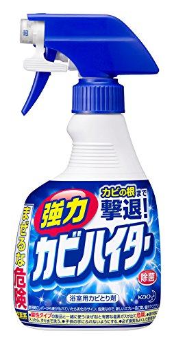 強力カビハイター バス用洗剤 ハンディスプレー 400ml