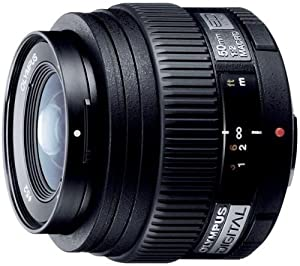 Olympus 50mm f/2.0 Telephoto Macro ED Lens for Olympus Digital SLR Cameras by Olympus