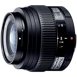 Olympus 50mm f/2.0 Telephoto Macro ED Lens for E1, E300 & E500 Digital SLR Cameras