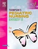 img - for Thompson's Pediatric Nursing: An Introductory Text, 9e (LPN Threads) by Debra L. Price MSN RN CPNP (2004-10-29) book / textbook / text book