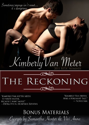 The Reckoning (Vampire romance) (Dark & Dangerous) by Kimberly Van Meter