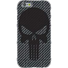 """buy Limited Edition - Authentic Made In U.S.A. Magpul Industries Field Case For Apple Iphone 6/ Iphone 6S (Standard 4.7"""" Size) (Carbon Fiber, Punisher (Black)"""