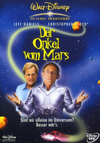 Der Onkel vom Mars