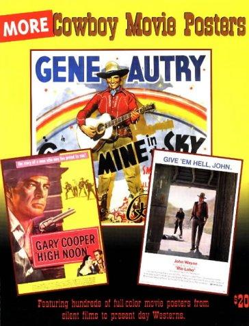 More Cowboy Movie Posters, BRUCE HERSHENSON, RICHARD ALLAN