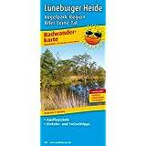 Radwanderkarte Lüneburger Heide - Vogelpark-Region, Aller-Leine-Tal: Mit Ausflugszielen, Einkehr- & Freizeittipps, reissfest, wetterfest, beschriftbar und wieder abwischbar. 1:100000