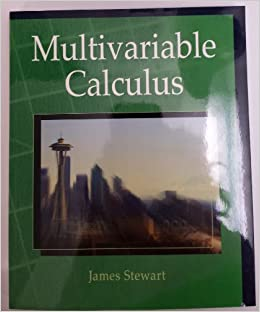 james stewart multivariable calculus solutions manual pdf