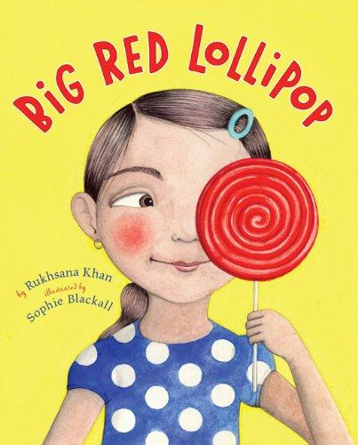 Big Red Lollipop