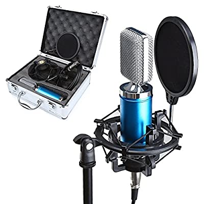Crenova® Professional Diaphragm Vocal Dynamic Microphone Accessory