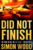 Did Not Finish (Aidy Westlake Mysteries #1)