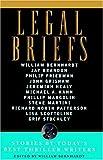 Legal Briefs: Short Stories by Today's Best Thriller Writers (0385514433) by Bernhardt, William