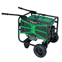 Hot Sale Hitachi E43 4,300-Watt 8 HP Portable Generator Powered By Honda