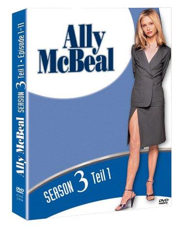 Ally McBeal: Season 3.1 Collection [3 DVDs]