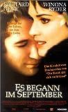 echange, troc Autumn in New York [VHS] [Import allemand]