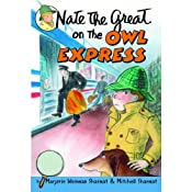 Nate the Great on the Owl Express | [Mitchell Sharmat, Marjorie Weinman Sharmat]