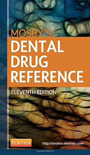 Mosby's Dental Drug Reference, 11e