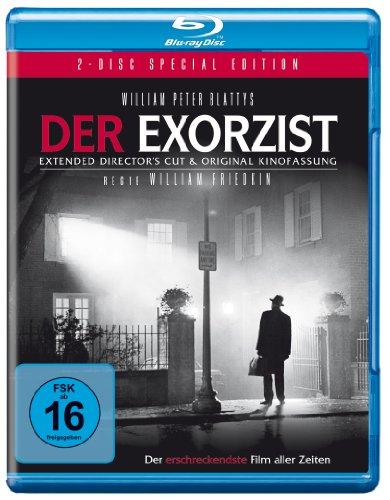 Der Exorzist (Kinofassung + Director's Cut) [Blu-ray] [Special Edition]