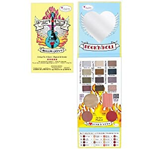 The Balm Balm Jovi New Holiday Palette for Lips, Eyes and Cheeks, .4 Ounce