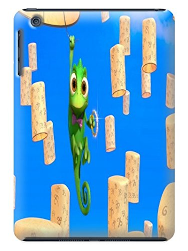 Fashion E-Mall Coolest TPU Logo case Top (Tangled Pascal) ipad mini Designer Cover