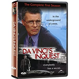Da Vinci's Inquest - Complete First Season movie