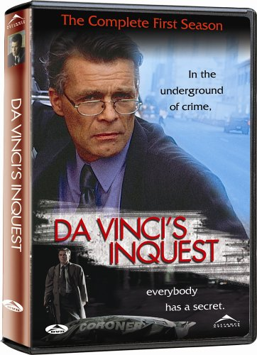 Da Vinci'S Inquest - Complete First Season